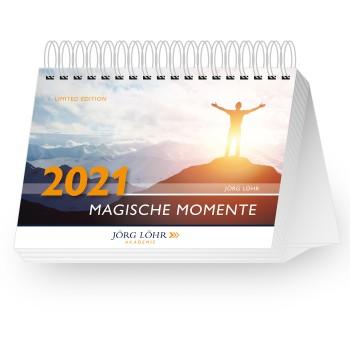 """Kalender """"Magische Momente 2021"""" - jetzt vorbestellen"""