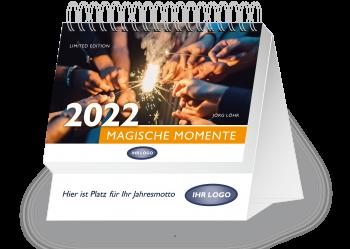 "Kalender ""Magische Momente 2022"" - Firmenedition"