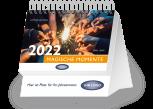 "Kalender ""Magische Momente 2022"" Firmenedition"