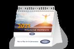 "Kalender ""Magische Momente 2021"" - Firmenedition"